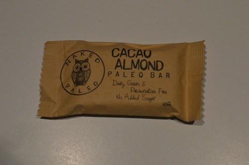 Naked Paleo bars