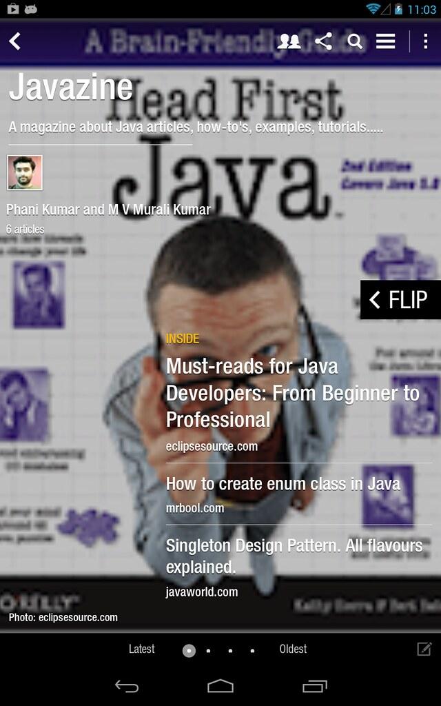 Javazine