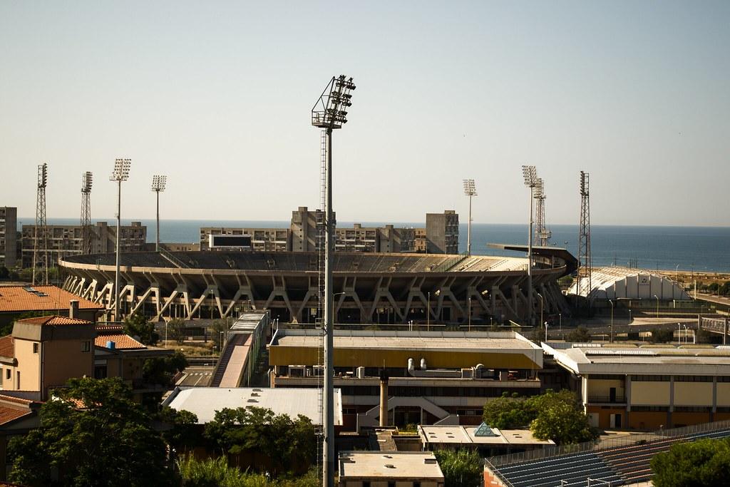 Stadio Sant'Elia cagliari sardegna calcio sardinia italy italia hotel panorama.png landscape