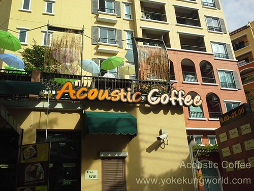 Acoustic Coffee - 01