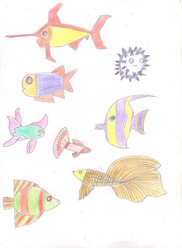 fish - g