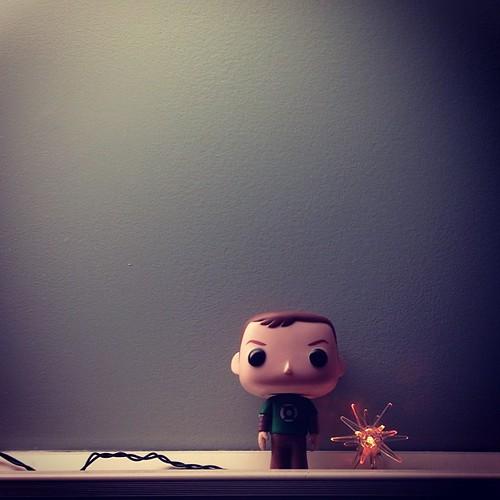 Dr. Cooper. #SheldonBobbleHead