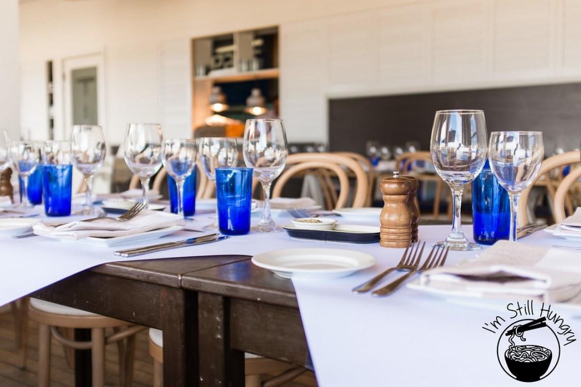 Flanagan's dining room interior