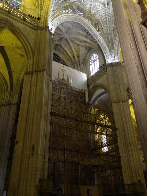 Altar, Sevilla Cathedral