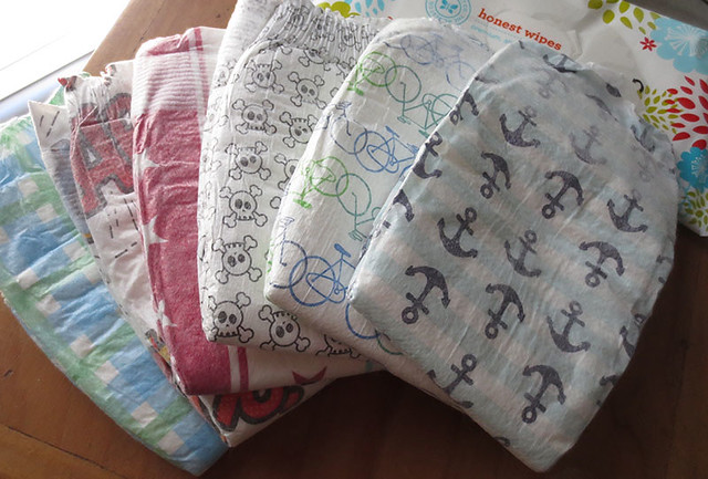Honest Company Diapers // mybelovednewo.com