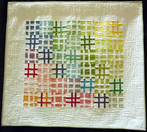 IQF Chicago 2013 - The 48 Pound Quilt by Tanya Finken