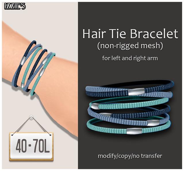 TDRF (Hair Tie Bracelet)