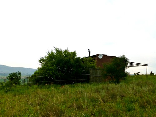 The most isolated cottage at Saamrus