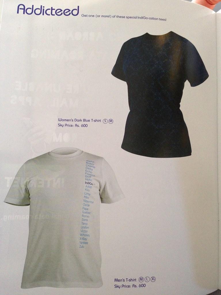 Addicteed - IndiGo T-Shirt
