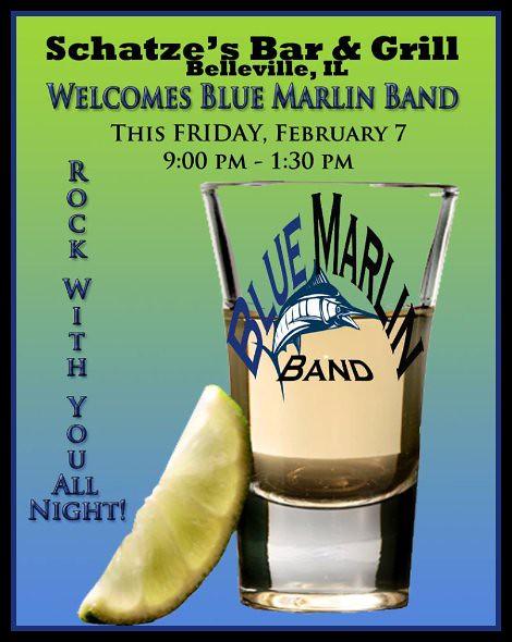 Blue Marlin 2-7-14