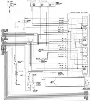 Tracing a CCRM to ECM wire in a 95 GT  Ford Mustang Forums : Corral Mustang Forum