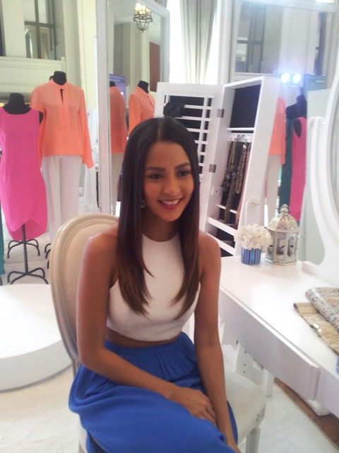 Bianca Gonzalez for Close Up White Now