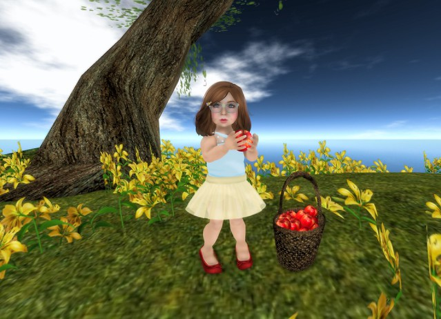 SL DisneyBound – Week Four: Snow White