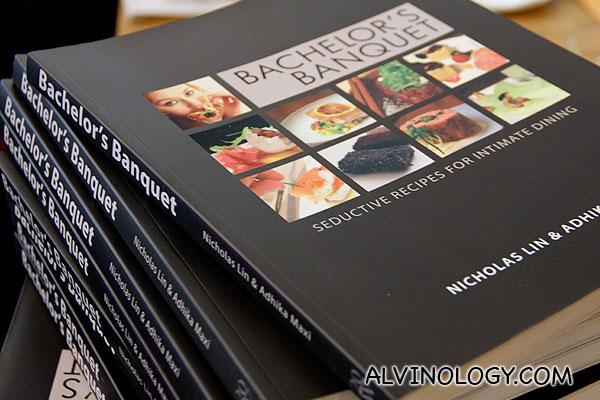 Nicholas Lin's cookbook - Bachelor's Banquet