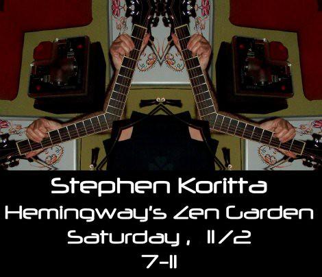 Stephen Koritta 11-2-13