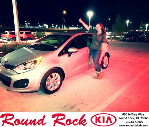 Happy Birthday to Melissa Wykes from Kelly  Cameron and everyone at Round Rock Kia! #BDay by RoundRockKia