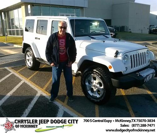 Dodge City McKinney Texas Customer Reviews and Testimonials-Alex Levine by Dodge City McKinney Texas