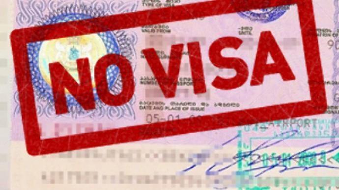 Visa? What visa?!
