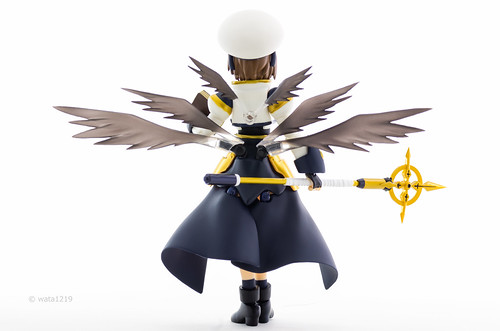 [figma] Hayate Yagami: The MOVIE 2nd A's ver.(188)-3