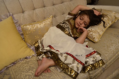A little girl is sugar and spice and everything nice - especially when she's taking a nap ~ Author Unknown. by Hina K...