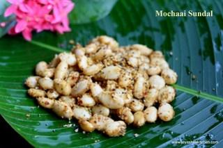 Mochai -sundal