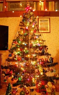 Happy New Year! (Christmas tree)