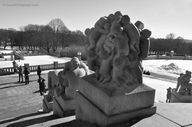 Vigeland Sculpture Park Oslo_12