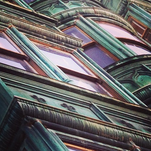 #sanfrancisco historic buildings by @MySoDotCom