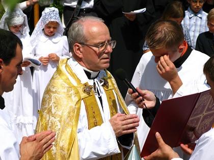 Pater Sauer, FSSPX