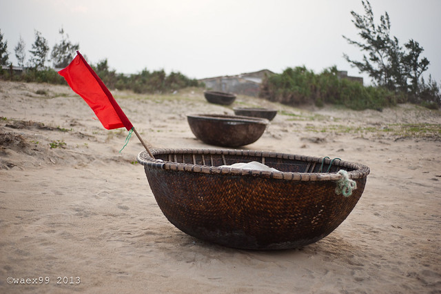 Basket boats
