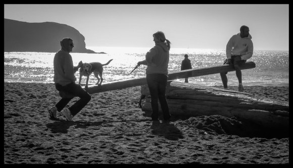 Beach Bums - Rodeo Beach - 2011