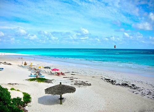 Stunning Scene At Harbour Island, Eleuthera, Bahamas - IMRAN™ by ImranAnwar