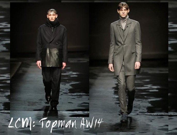 London Collections: Men AW14 Topman