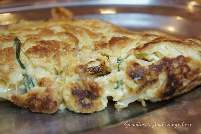 11.muhibah -Shrimp omelette RM 13