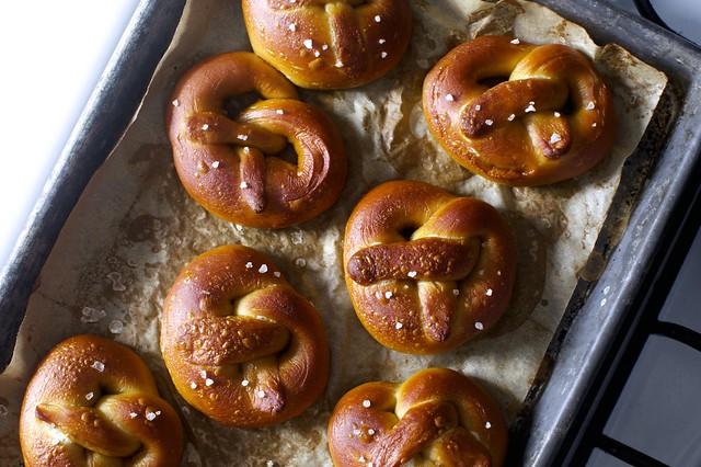 tiny pretzels for preschool snacktime