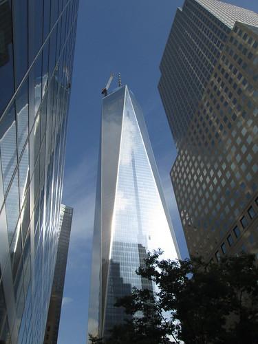 One World Trade Center, Jun 2013