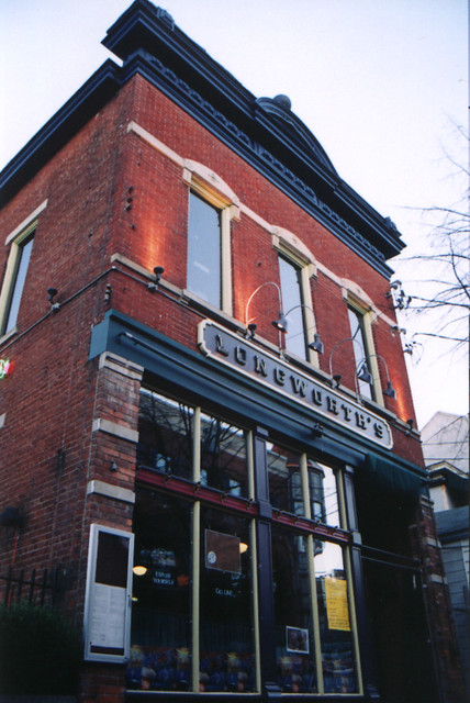 Longworth's - Mount Adams, Cincinnati, OH