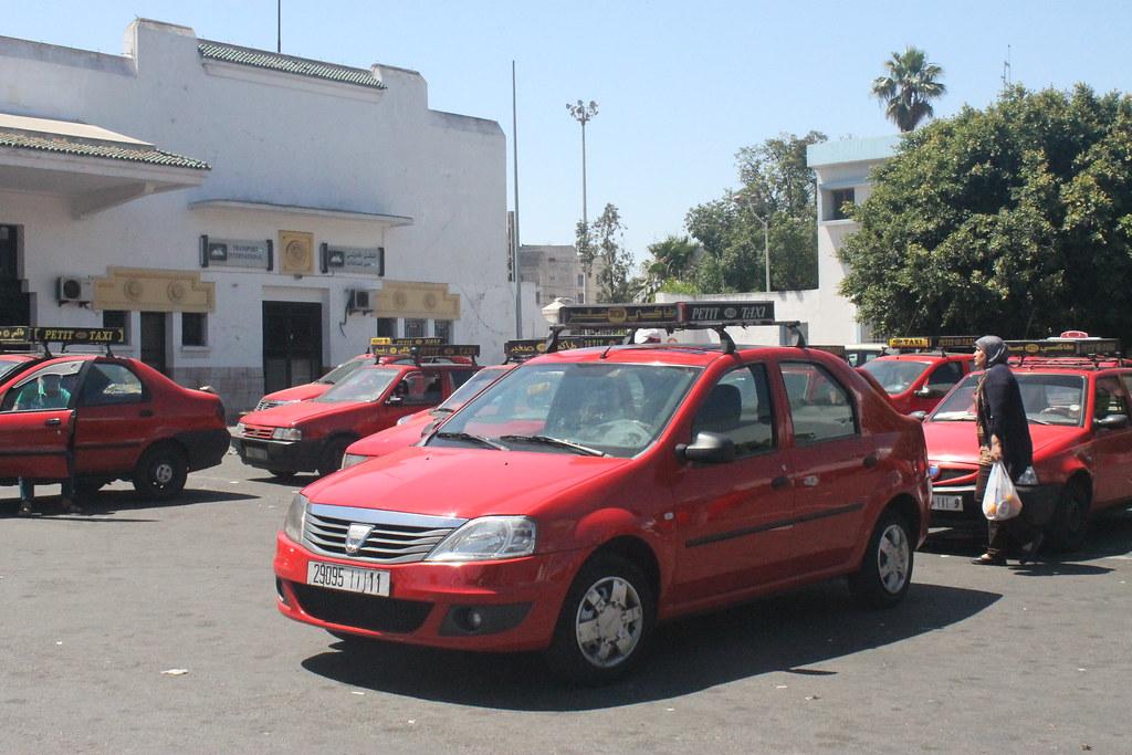 Taxis en Casablanca