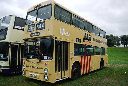 Leyland Atlantean A758 NNA