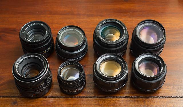 All lenses