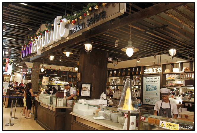 [2014吉隆坡]土司工坊.咖椰土司&第一天戰利品 @VIVIYU小世界