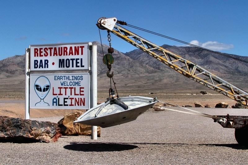 Little A'Le'Inn - Rachel, Nevada