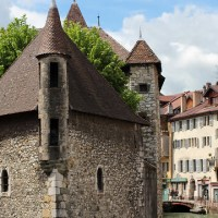 A very picturesque Annecy