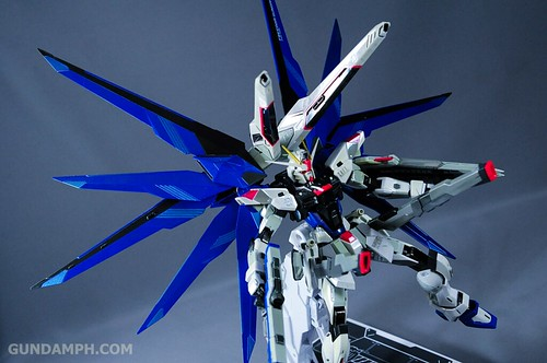 Metal Build Freedom Gundam Prism Coating Ver. Review Tamashii Nation 2012 (40)