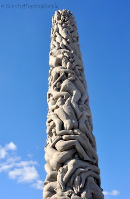 Vigeland Sculpture Park Oslo_11