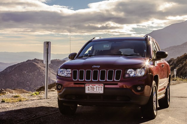 Alamo - Jeep Compass - USA 2014