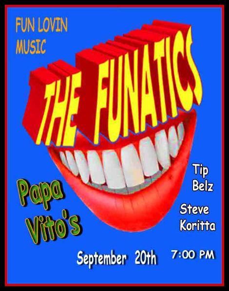Funatics 9-20-13