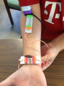LittleBits as planners