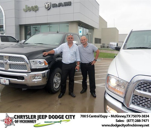 Happy Birthday to Adrian Franco from Henry Adologiogie and everyone at Dodge City of McKinney! by Dodge City McKinney Texas