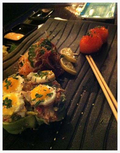 Amazing Sushi by nikki.j.thorpe